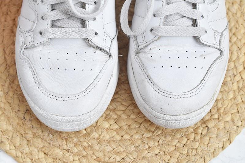 HEMA Sneaker Ultra White Schoenverzorging6