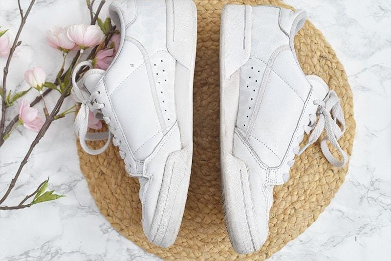 HEMA Sneaker Ultra White Schoenverzorging7