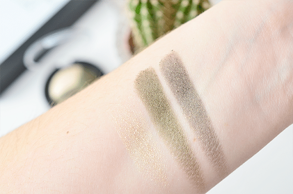 HEMA Wet & Dry Trio Eyeshadow