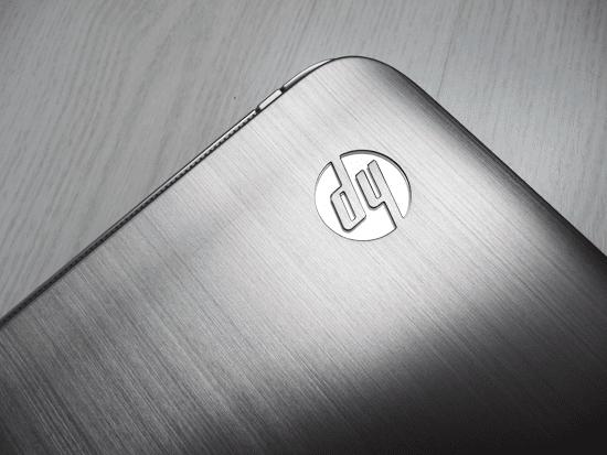 Mijn nieuwe HP laptop!