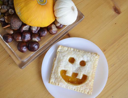 Recept: Halloween taartjes