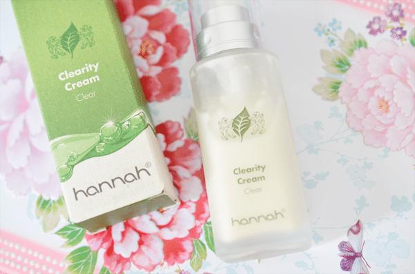 hannah Clearity Cream