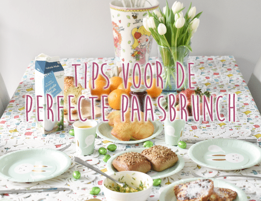 Tips voor de perfecte paasbrunch!