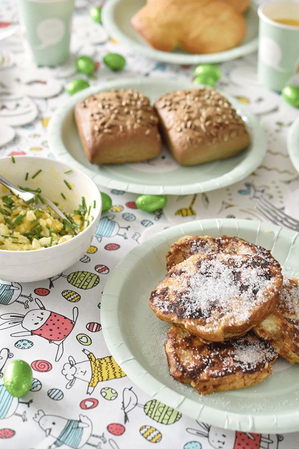 Tips voor de perfecte paasbrunch!