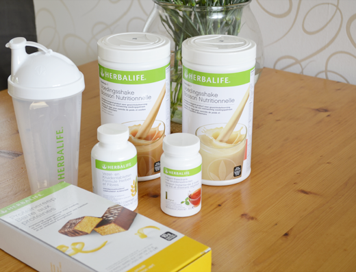 Let's do this: afvallen met Herbalife