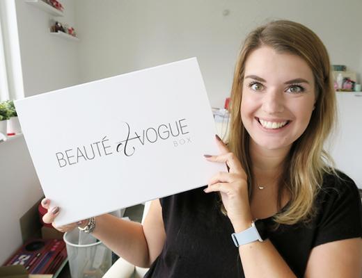 Unboxing: Beauté et Vogue herfstbox