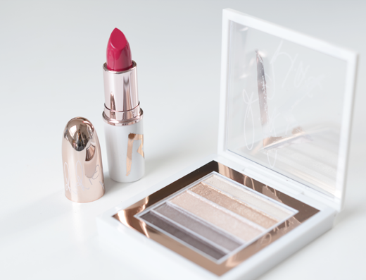 RiRi hearts MAC Holiday Collectie