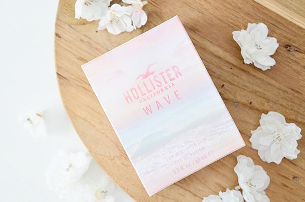 Hollister Wave eau de Parfum