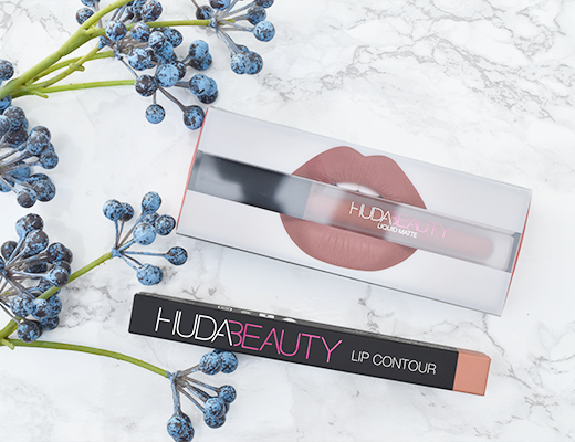 Huda Beauty Lip Contour & Liquid Matte