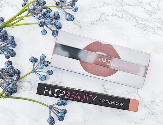 Huda Beauty Lip Contour & Liquid Matte