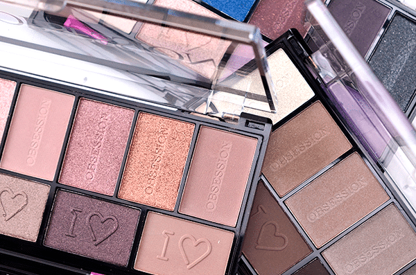 I Heart MakeUp I Heart Obsession Palette