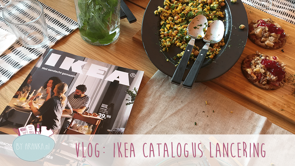 VLOG: IKEA Catalogus Lancering