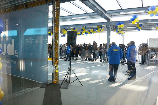 Opening IKEA Zwolle