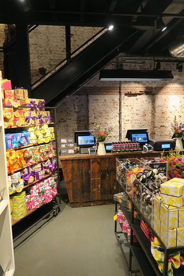 Binnenkijken bij de LUSH Flagship Store Amsterdam Kalverstraat