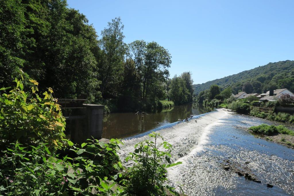 Persreis naar Chaudfontaine met Chaudfontaine