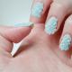 DIY: IJskristal nagels