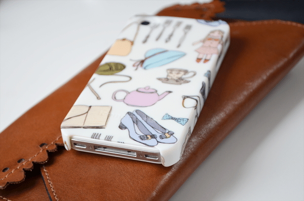 iPhone cases van Iconemesis