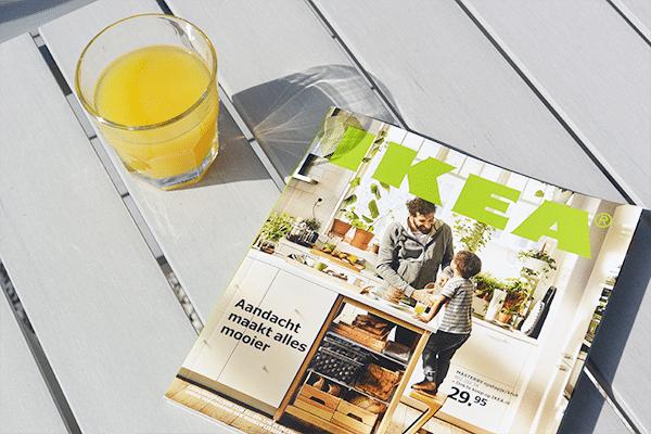 Lancering Ikea Catalogus 2016