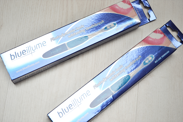 Win een Blue Illume tandenborstel!