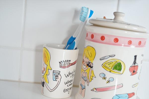 Blue Illume tandenborstel na 2 maanden