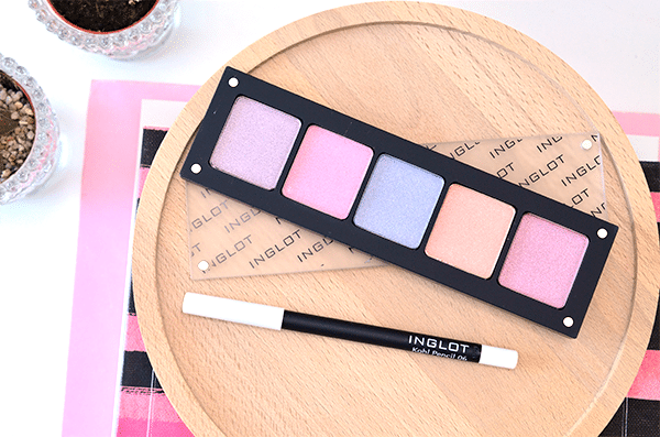 Inglot Freedom System Rise & Shine Collection