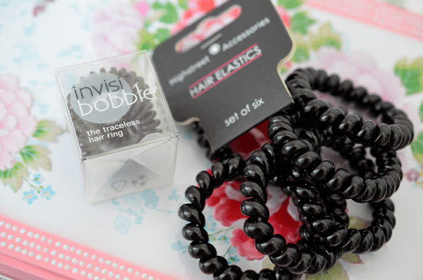 Battle: Invisibobble vs. Action Haarelastiekjes