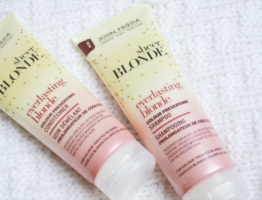 John Frieda Sheer Blonde Everlasting Blonde