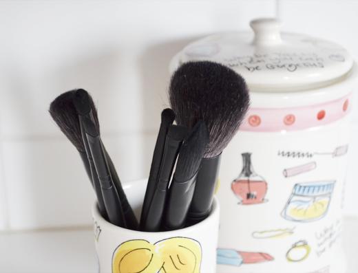 Kruidvat Make-up Kwasten