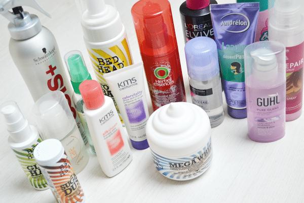 Producten van de kapper beter dan de drogist?