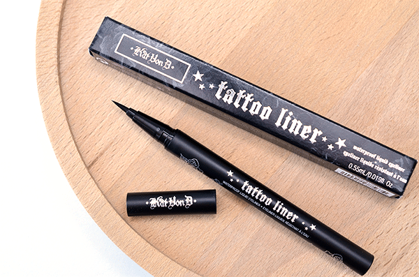 Worth the Hype: Kat von D Tattoo Liner
