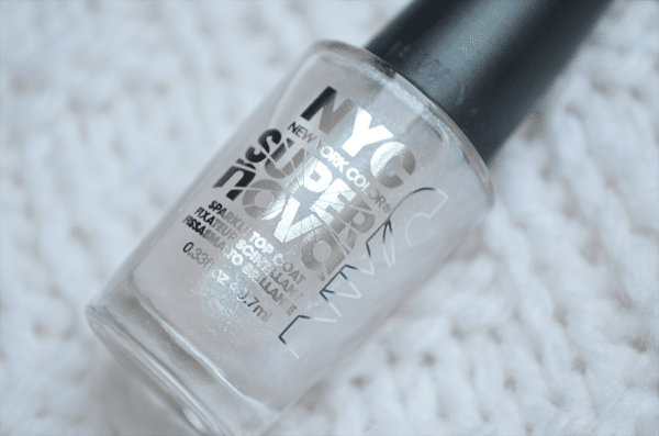 NYC Supernova Topcoat