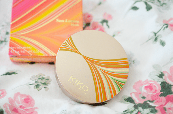 KIKO Sun Lovers Ipanema Peach Blush