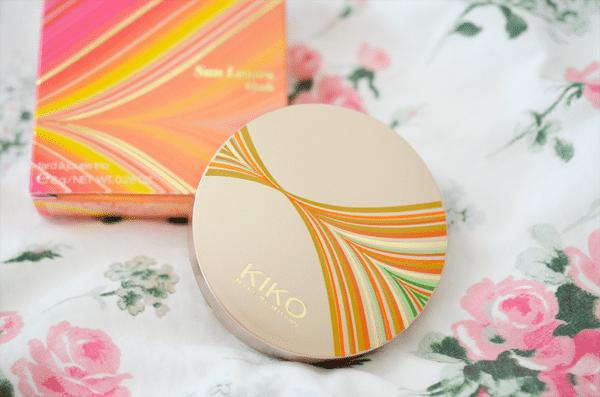 KIKO Sun Lovers Ipanema Peach Blush