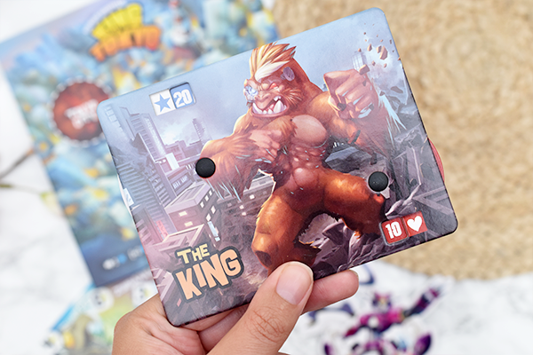 Let's Play: King Of Tokyo