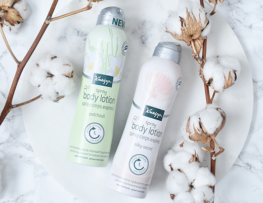 Kneipp Spray Body Lotion