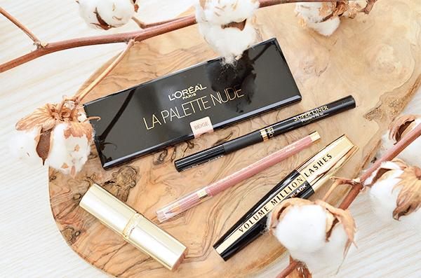 L'Oréal Beautybox by Kristina Bazan