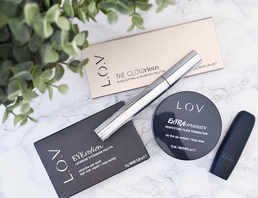 L.O.V make-up producten uittesten #2