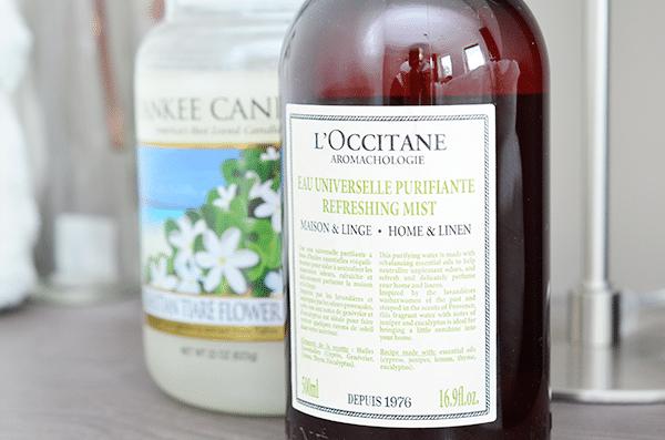 L'Occitane Aromachology Refresing Mist