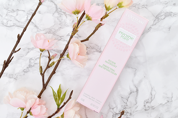 L'Occitane Pivoine Pure Perfecting Mattifying Fluid