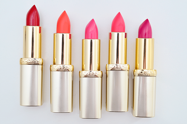 L'Oréal Color Riche Lipstick 30 Jaar
