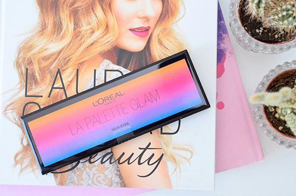 L'Oréal La Palette Glam