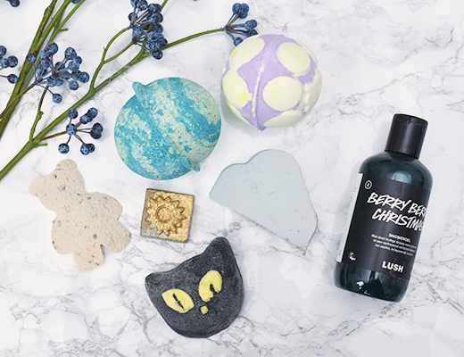 LUSH Halloween- en Wintercollectie