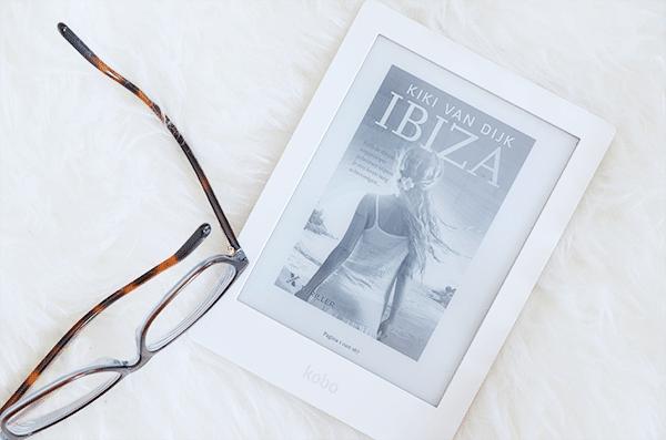 Last Read Books: Ibiza, Huidpijn & Hittegolf