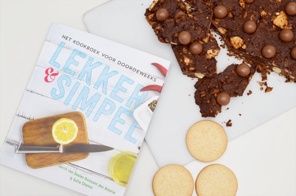 Lekker & Simpel kookboek + recept