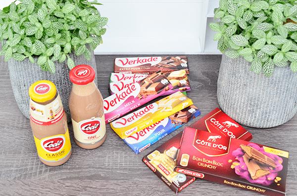 Lekkers op zondag: Chocolade, chocolade en chocolade