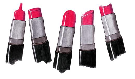 Wat zegt jouw lipstick over jou?
