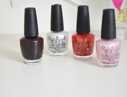 OPI The Bond Girls Liquid Sand