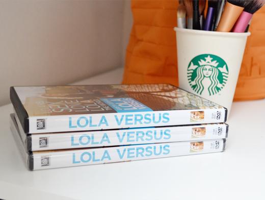 De nieuwe meidenfilm: Lola Versus + winactie