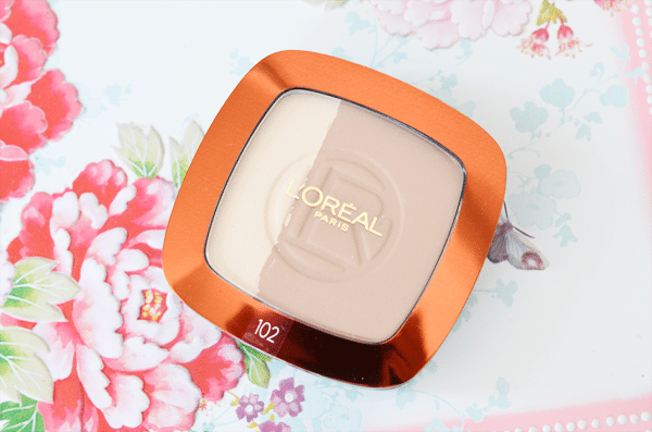 L'Oréal Glam Bronze Powder Duo