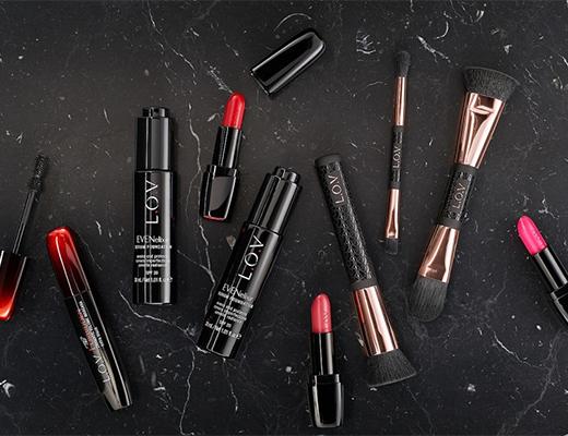 Nieuwe make-up merken bij Etos: L.O.V & Essence